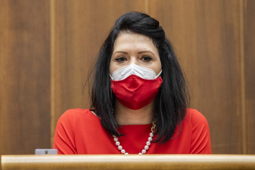 Cigániková zmarila dva potratové návrhy. Kritici hovoria o diktátorstve a svojvôli