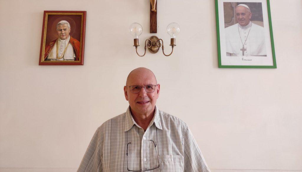 Slováci vo Vatikáne mali silné osobnosti, to sa však končí, vraví rektor školy Biblicum v Ríme
