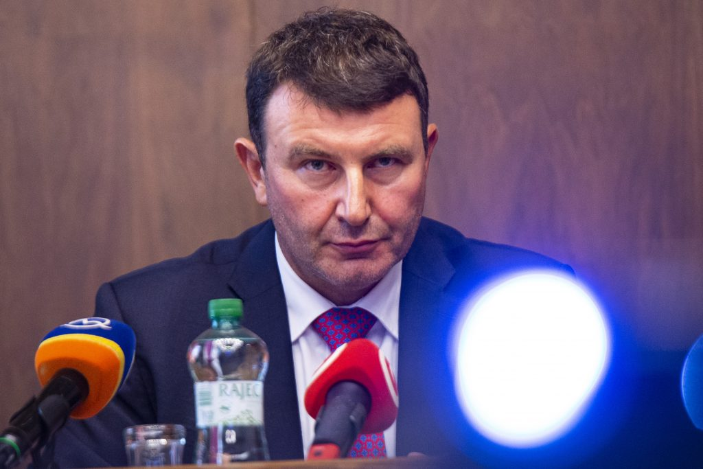 Imreczeho prepustili z väzenia, rozhodol o tom Lipšic