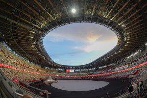 Otváracia ceremónia bez divákov odštartovala letnú olympiádu v Tokiu