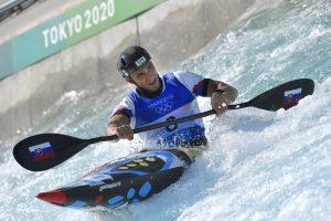 Vodný slalomár Grigar získal pre Slovensko ďalšiu medailu