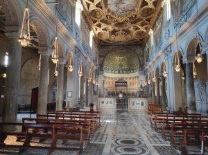 Slovanská bazilika v Ríme uchováva ostatky svätého Cyrila i pápeža Klementa