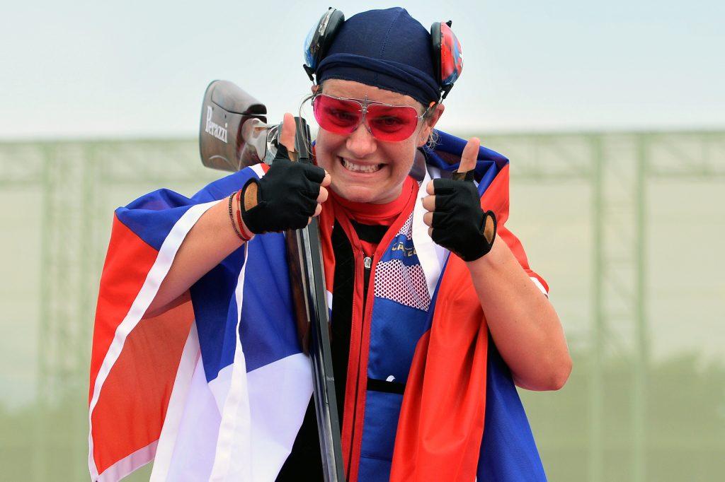 Štefečeková je olympijská víťazka. V Tokiu získala najcennejší kov