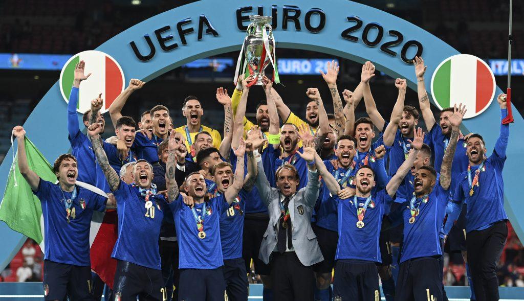 Taliansky futbalový tím vraj mal priveľa Talianov a jeho víťazstvo je prehrou multikulturalizmu