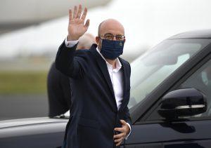 Analýza pokrytectva Bruselu: Europrezident Michel navštívil autoritatívny Azerbajdžan