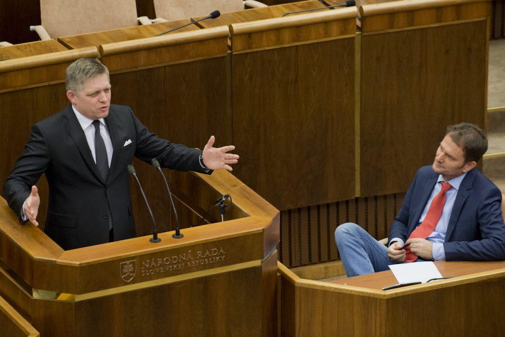 Neobvyklá zhoda. Fico s Matovičom si našli spoločného vinníka. Zo zastavenia referenda vinia prezidentku