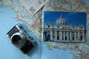 Vytvorte si vlastnú pohľadnicu a pošlite ju známym. Pomôže vám Slovenská pošta