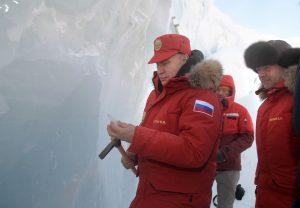 Vyše 30 stupňov za polárnym kruhom. Rusom v topiacej sa Arktíde skolabuje infraštruktúra