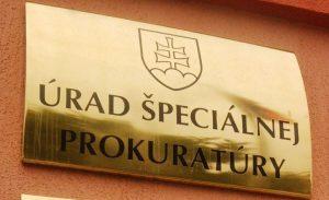 Špeciálna prokuratúra: podanie na zásah proti komunistickej strane je v NAKA