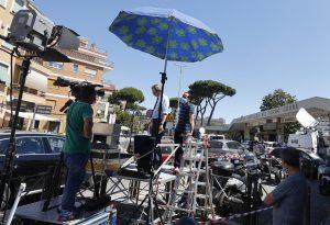Týždeň v Ríme: Pápež sa uzdravuje v nemocnici a súdny megaproces má očistiť vatikánsku povesť