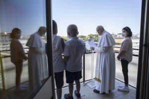 Pápežova návšteva na Slovensku bude z  hľadiska zdravotných opatrení prelomová