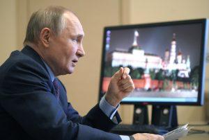 Putin napísal článok. Rusi, Ukrajinci a Bielorusi podľa neho tvoria trojjediný národ