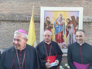 Pápež na Slovensku môže ukázať, že cirkev chce spravodlivosť a pokoj, vraví arcibiskup z Kolumbie