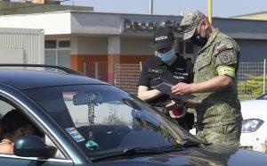 Pendler: Od začiatku malo byť viac policajtov na hraniciach