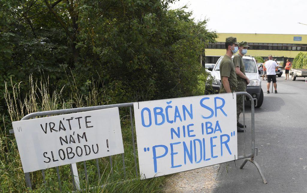 Pendleri chystajú ďalšiu blokádu hraníc, nepáčia sa im opatrenia a drahé testy