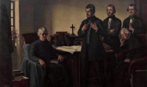 Cesta k spisovnej slovenčine: Pred 178 rokmi sa stretol Štúr, Hurban a Hodža v Hlbokom