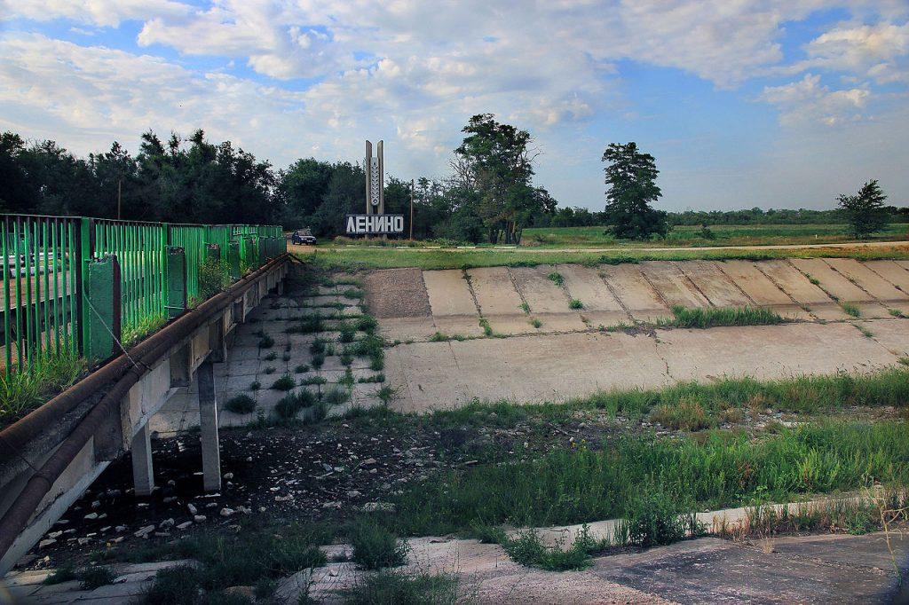 Vysychajúci Krym chce ťahať sladkú vodu spod mora. Ak sa to podarí, Rusi budú mať svetový primát