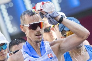 Tóth medailu nezískal, no finišoval so cťou. Po štrnástom mieste v Tokiu ukončil kariéru