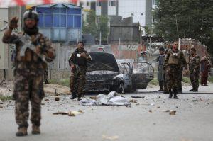 Boje v Afganistane: Taliban postupuje, k hraniciam sa hotujú Rusi i Číňania