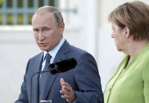 Gazprom sa pripravuje na spustenie Nord Stream 2. Je záujem, aby to stihli ešte pred nemeckými voľbami