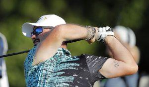 Tetovanie najúspešnejšieho slovenského golfistu: Nie je to symbol neonacistov, ale našej lásky, hovorí jeho manželka