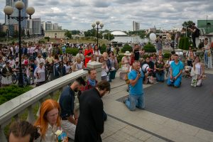 Biskup z Bieloruska: Snažíme sa ľuďom pomáhať, ako vieme. Pápež sa obáva o túto krajinu
