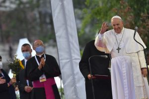 Čo povedal pápež Rómom na Luníku IX. Text celého príhovoru