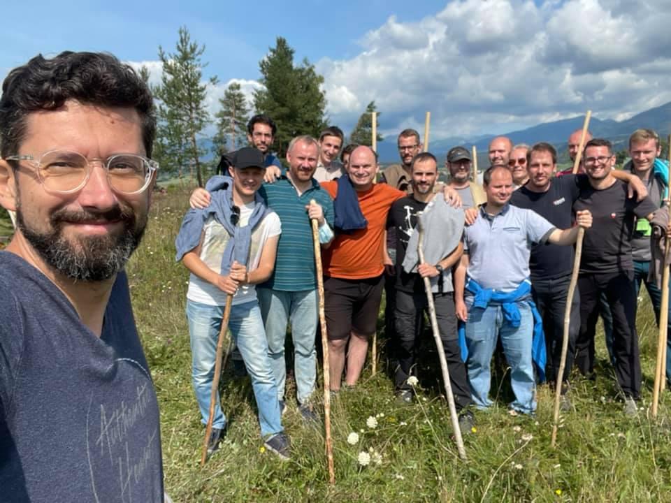 Martin Janus z Otcovej stodoly: Našou víziou je veľká premena mužov na Slovensku