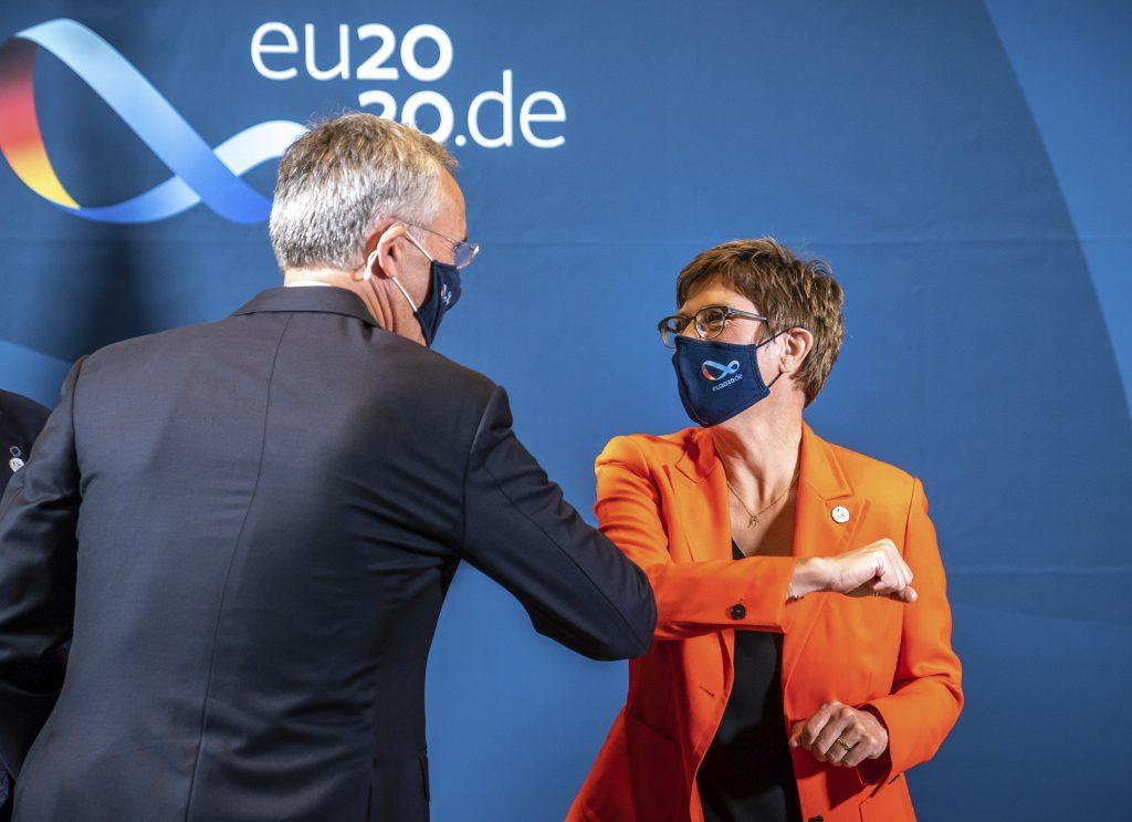Téma európskej armády je opäť na stole. Nemecká ministerka obrany navrhuje misie EÚ v zahraničí