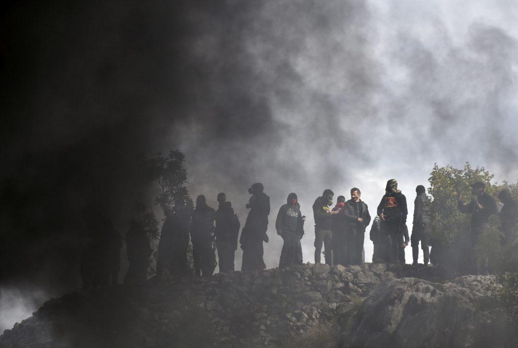 Cirkevná vojna v Čiernej Hore