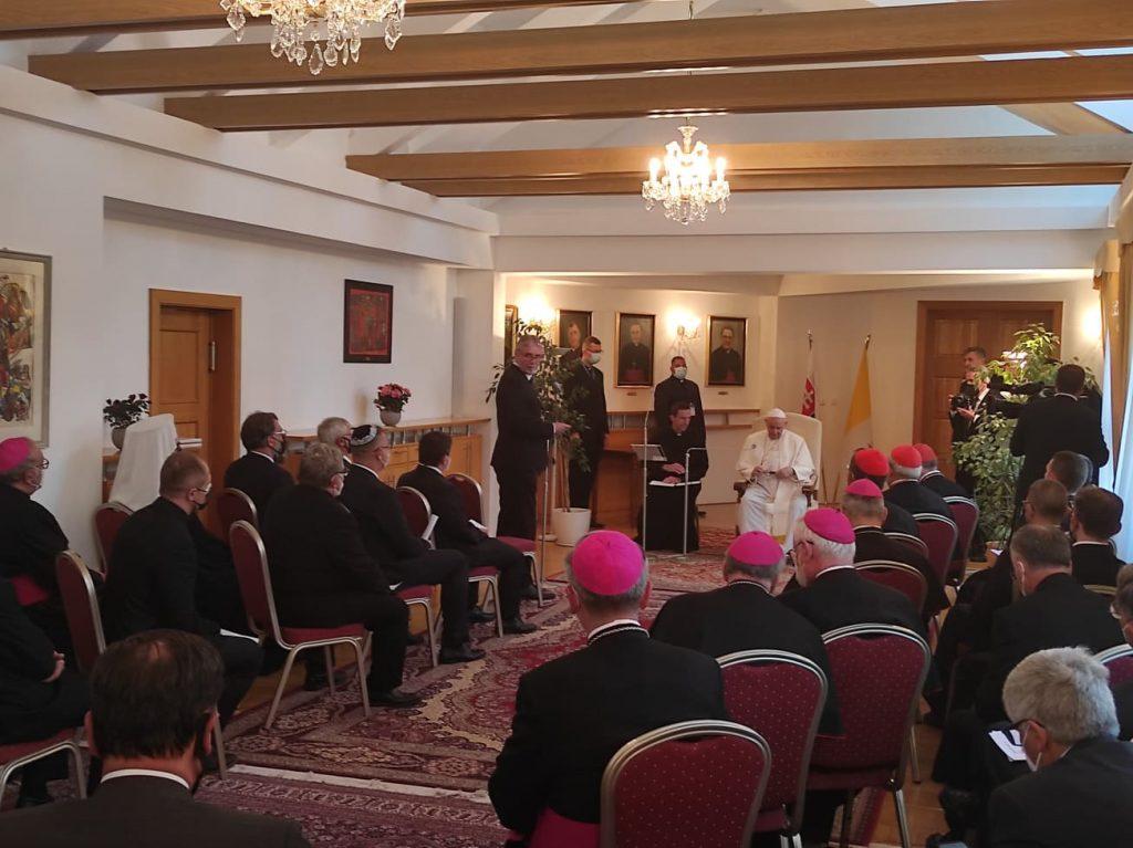 Po návšteve: Slovensko je vo Vatikáne stále téma v dobrom i zlom