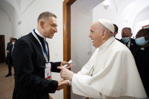Kňaz Sýkora: Cirkev je na Slovensku rozdelená a falošne sa tvárime, že je všetko v poriadku