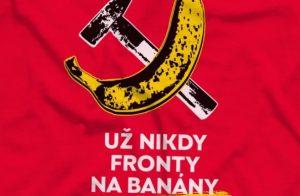 Českí herci v nádeji, že komunisti vo voľbách pohoria: Zbohom súdruhovia, už žiadne rady na banány