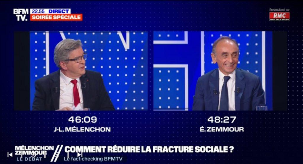 Francúzsko ako Libanon vo veľkom alebo zaplavené. Čo zaznelo v plamennej debate búrlivákov francúzskej pravice a ľavice