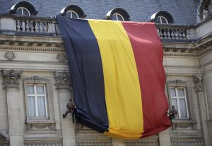 Belgicko Brusel