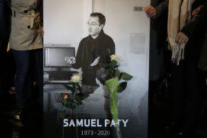 francúzsky učiteľ Samuel Paty