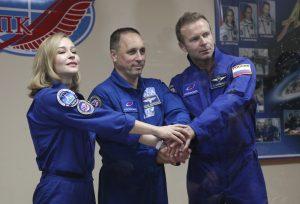 Nakrúcanie filmu na ISS