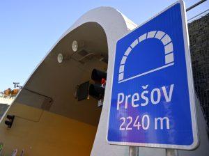 Prešov sa konečne dočkal. Dnes otvorili západný obchvat