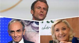 Spanilá jazda outsidera pokračuje. Le Penovej nočná mora Zemmour by postúpil do druhého kola
